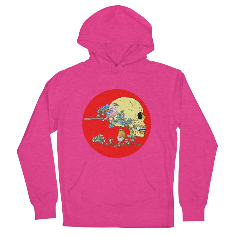 notice life before death Women's Pullover Hoody by thebeewithwheels's Artist Shop