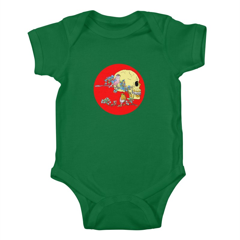 notice life before death Kids Baby Bodysuit by thebeewithwheels's Artist Shop