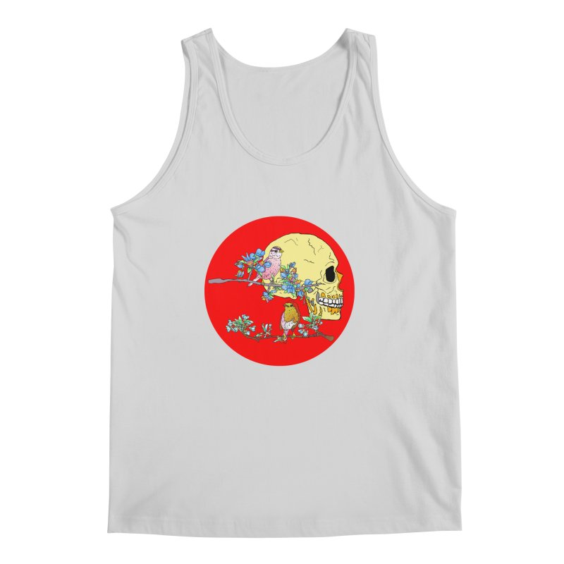 notice life before death Men's Tank by thebeewithwheels's Artist Shop