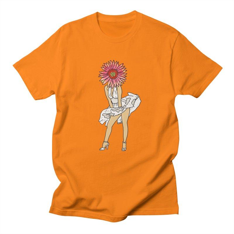 oooooooh pollen  Men's T-Shirt by thebeewithwheels's Artist Shop