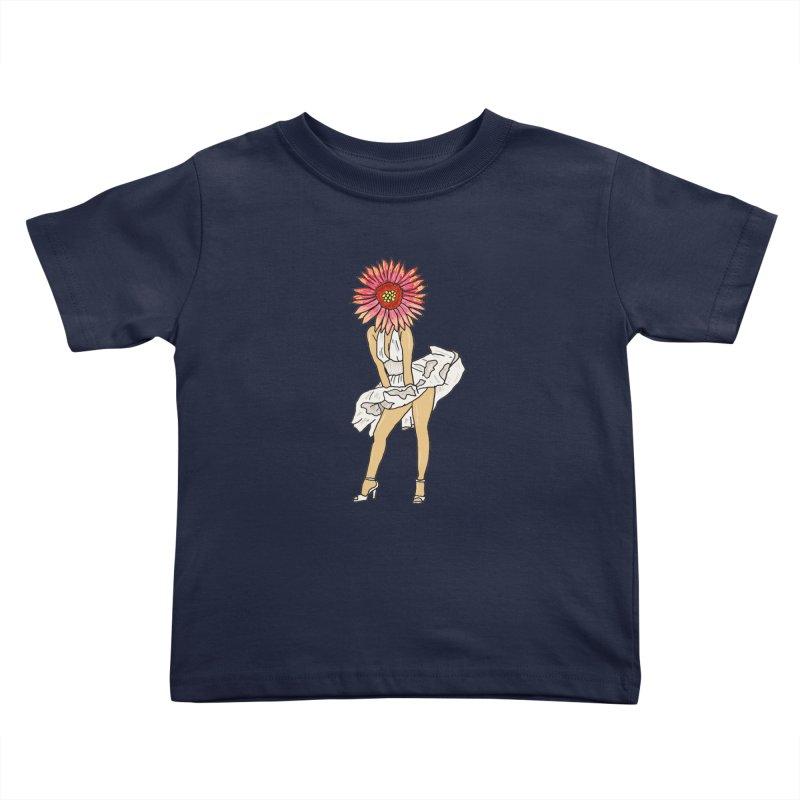 oooooooh pollen  Kids Toddler T-Shirt by thebeewithwheels's Artist Shop