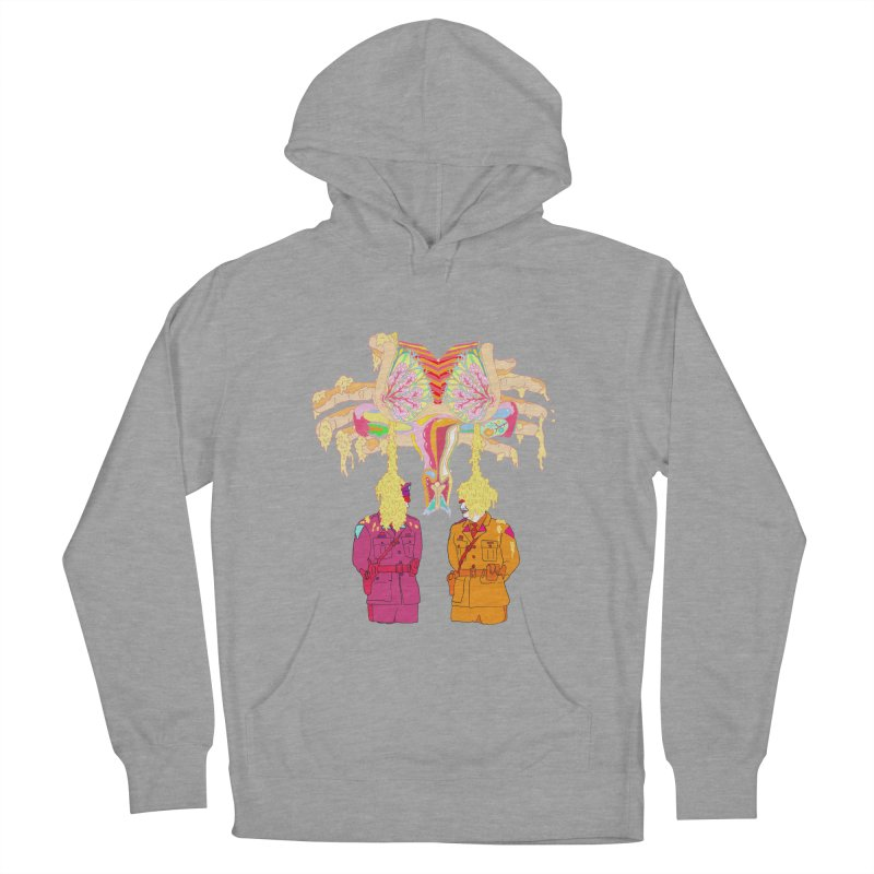 be proud of the power Men's Pullover Hoody by thebeewithwheels's Artist Shop