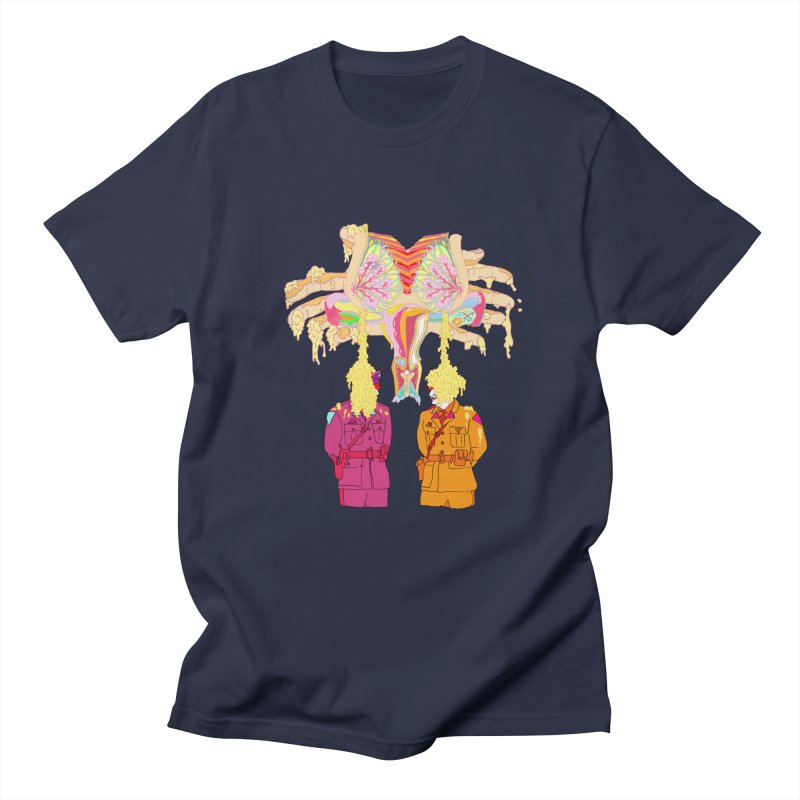 be proud of the power Men's T-shirt by thebeewithwheels's Artist Shop