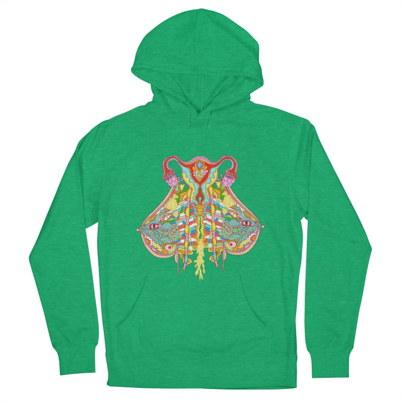 all natural power and glory Men's Pullover Hoody by thebeewithwheels's Artist Shop
