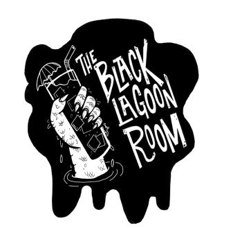 The Black Lagoon Room Logo