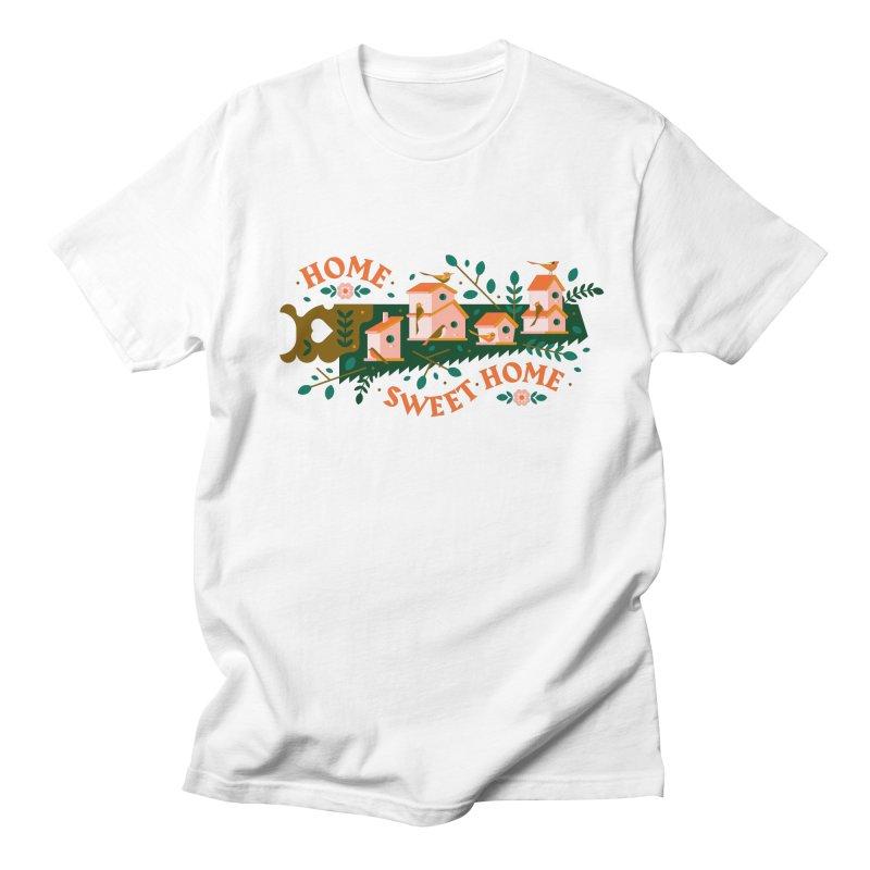 Home Sweet Home Women's T-Shirt by Brian Rau's Artist Shop