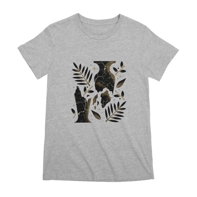 Patience Women's Premium T-Shirt by Brian Rau's Artist Shop