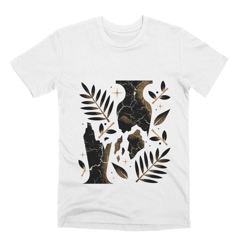 Patience Men's T-Shirt by Brian Rau's Artist Shop