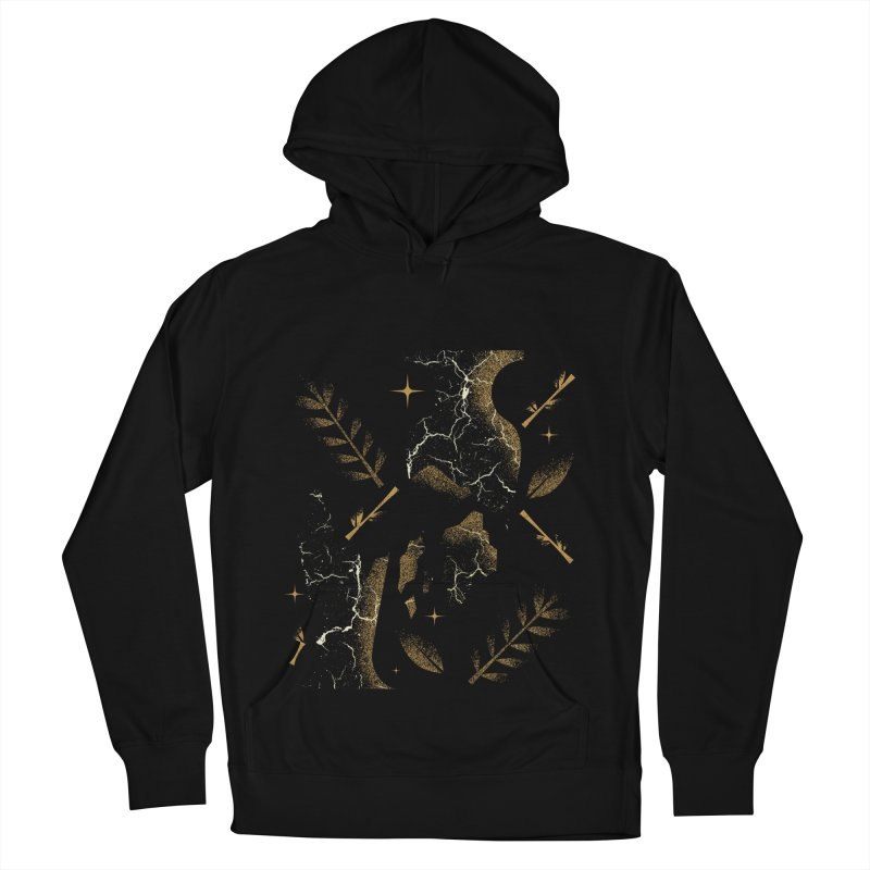 Patience Women's French Terry Pullover Hoody by Brian Rau's Artist Shop