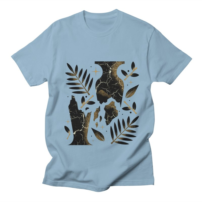 Patience Men's Regular T-Shirt by Brian Rau's Artist Shop