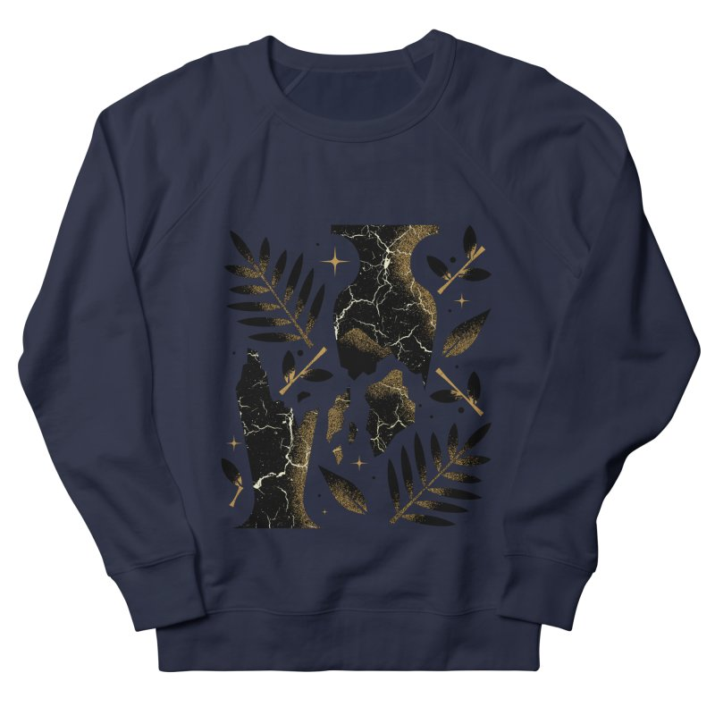 Patience Women's French Terry Sweatshirt by Brian Rau's Artist Shop