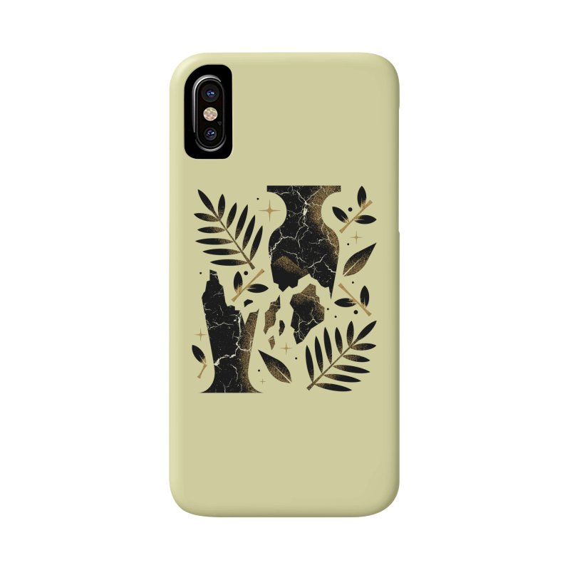 Patience Accessories Phone Case by Brian Rau's Artist Shop