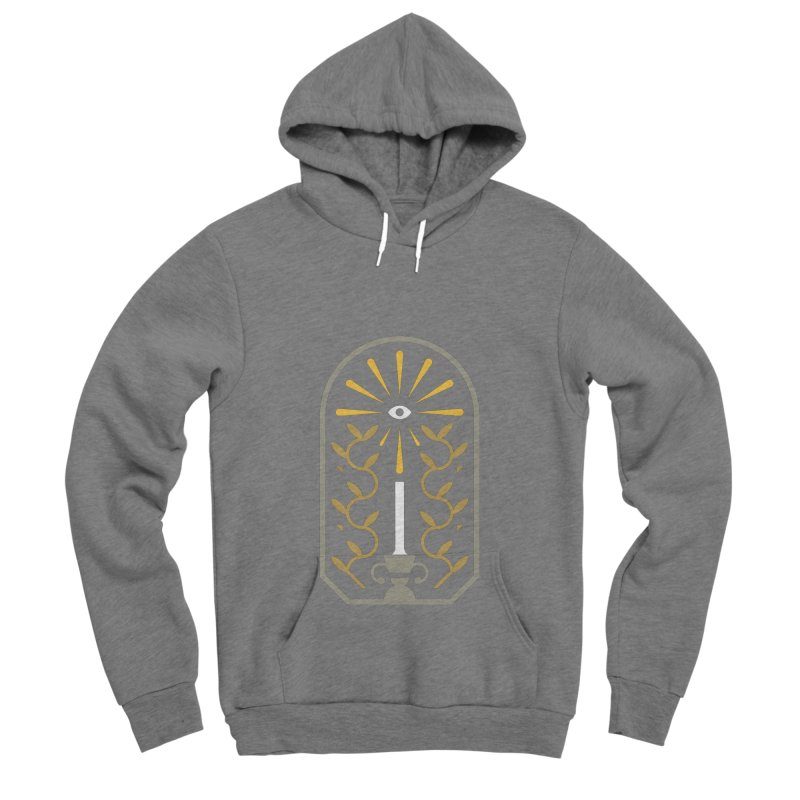 One Night At A Time Men's Sponge Fleece Pullover Hoody by Brian Rau's Artist Shop