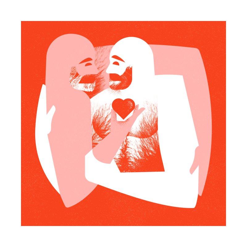 Valentine by Brian Rau's Artist Shop