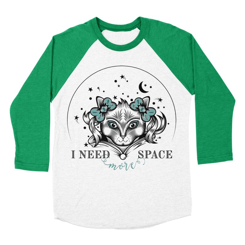 I need (more) space.. Women's Baseball Triblend T-Shirt by thebraven's Artist Shop