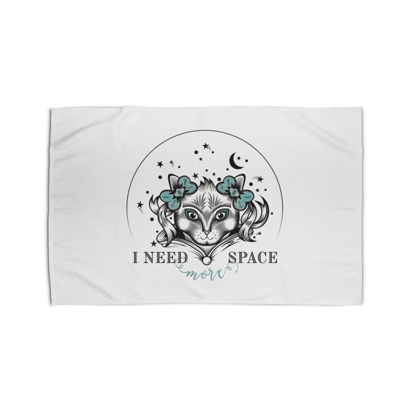 I need (more) space.. Home Rug by thebraven's Artist Shop