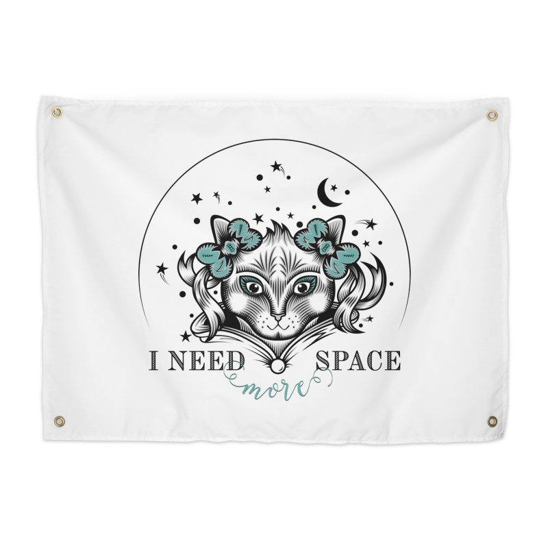 I need (more) space.. Home Tapestry by thebraven's Artist Shop