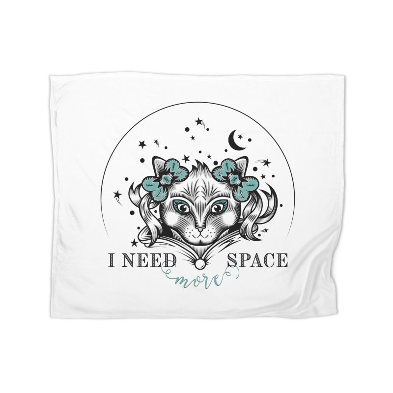 I need (more) space.. Home Blanket by thebraven's Artist Shop