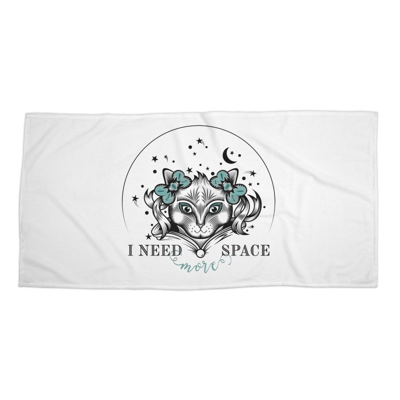 I need (more) space.. Accessories Beach Towel by thebraven's Artist Shop