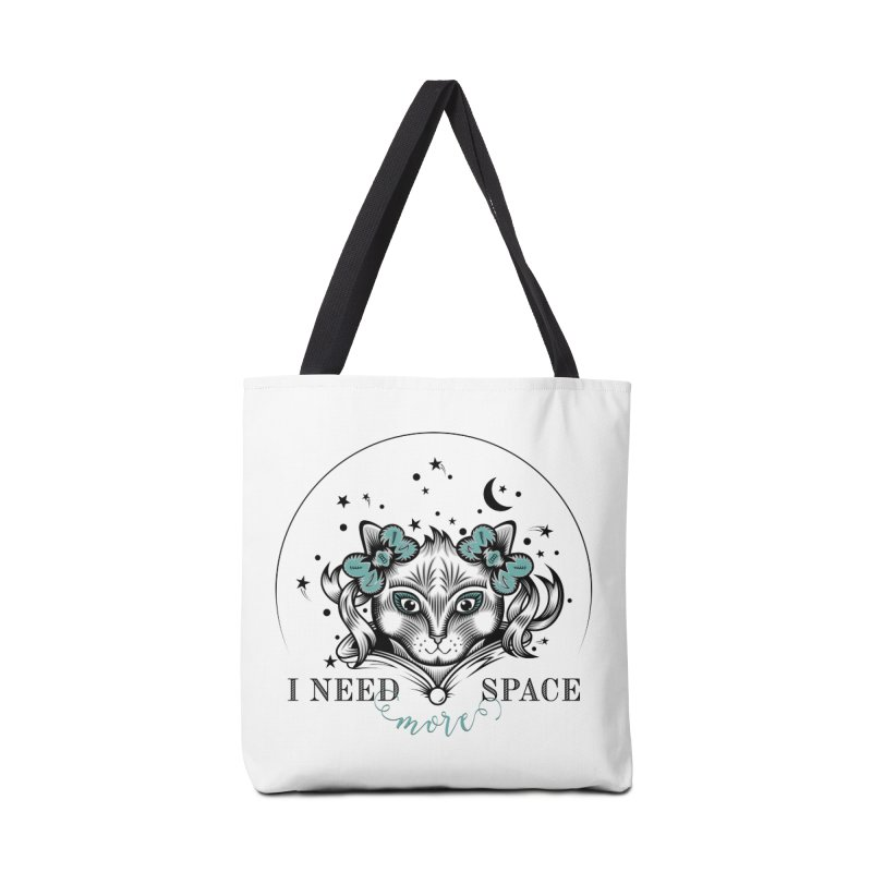 I need (more) space.. Accessories Bag by thebraven's Artist Shop