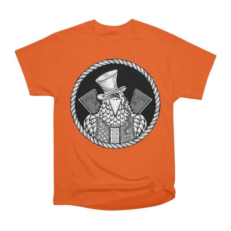 Not so friendly Raven Men's Classic T-Shirt by thebraven's Artist Shop