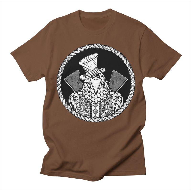 Not so friendly Raven Women's Unisex T-Shirt by thebraven's Artist Shop