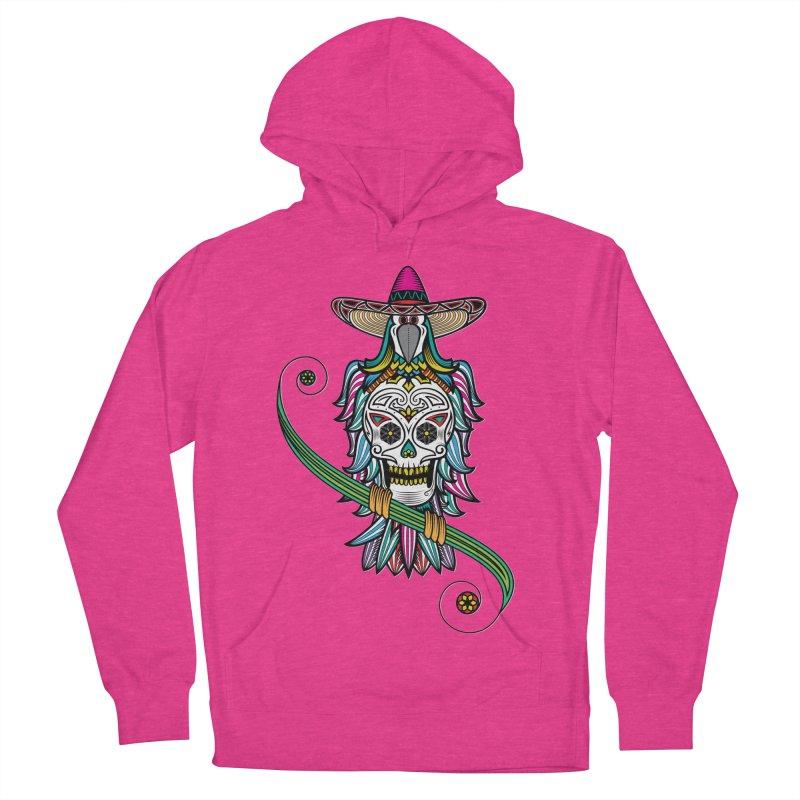 Los dios de muertos Women's Pullover Hoody by thebraven's Artist Shop