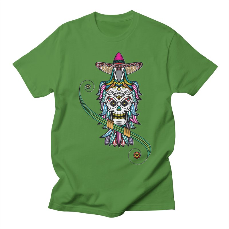 Los dios de muertos Men's Regular T-Shirt by thebraven's Artist Shop