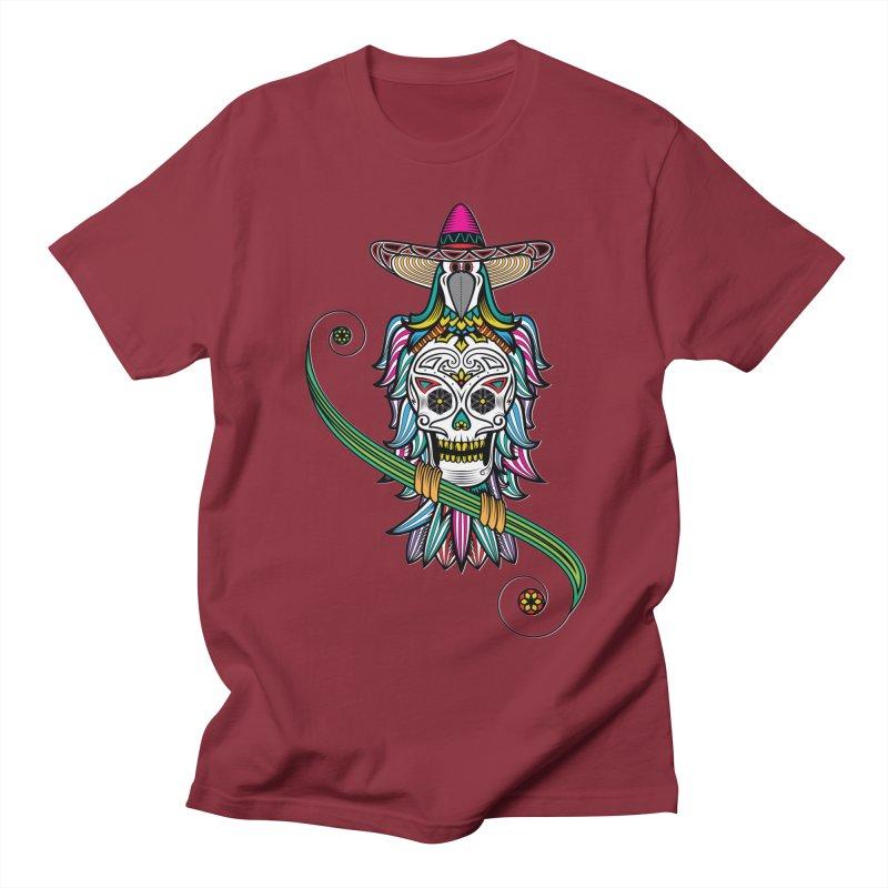 Los dios de muertos Women's Unisex T-Shirt by thebraven's Artist Shop