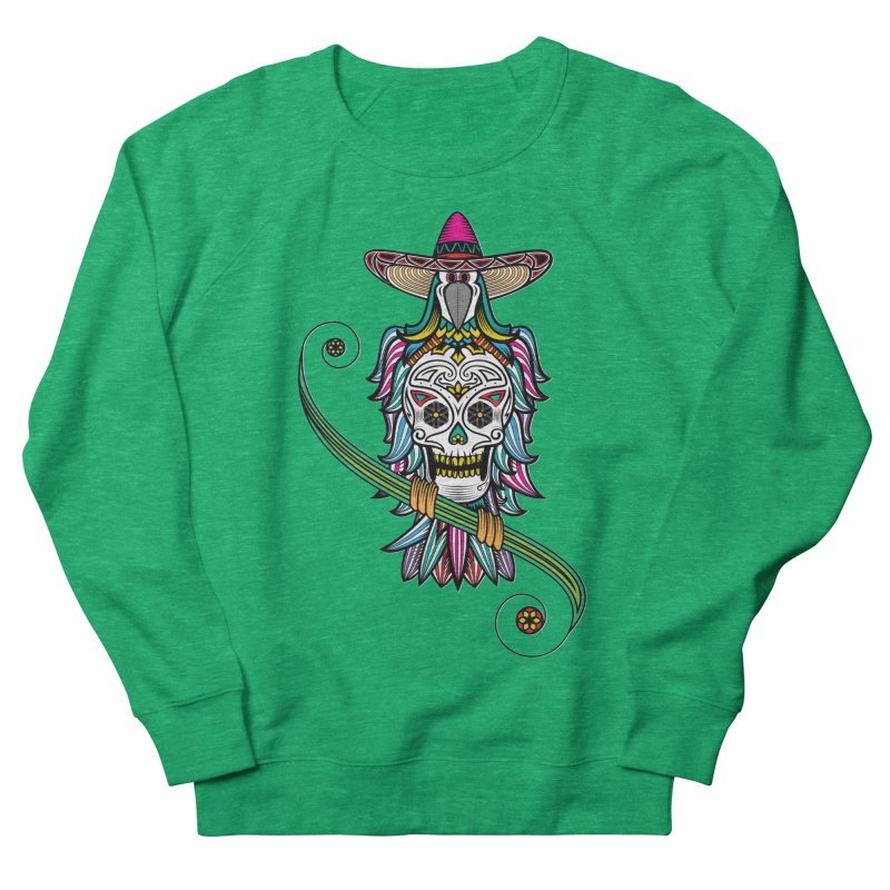 Los dios de muertos Women's Sweatshirt by thebraven's Artist Shop