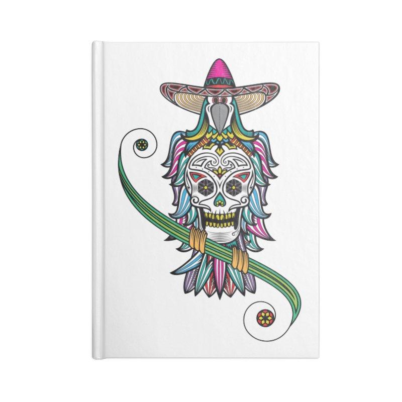 Los dios de muertos Accessories Notebook by thebraven's Artist Shop