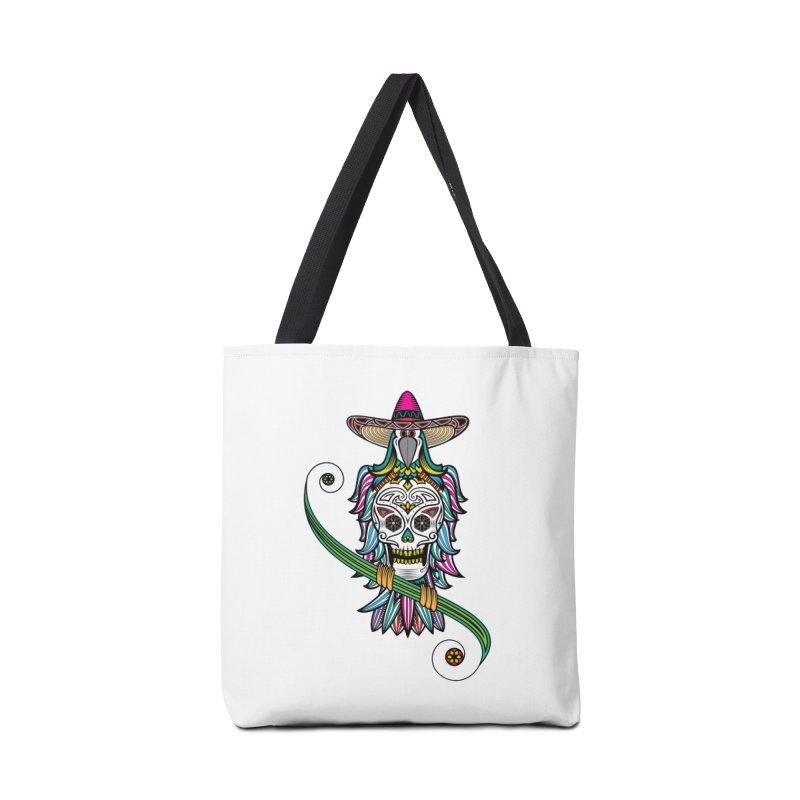 Los dios de muertos Accessories Bag by thebraven's Artist Shop