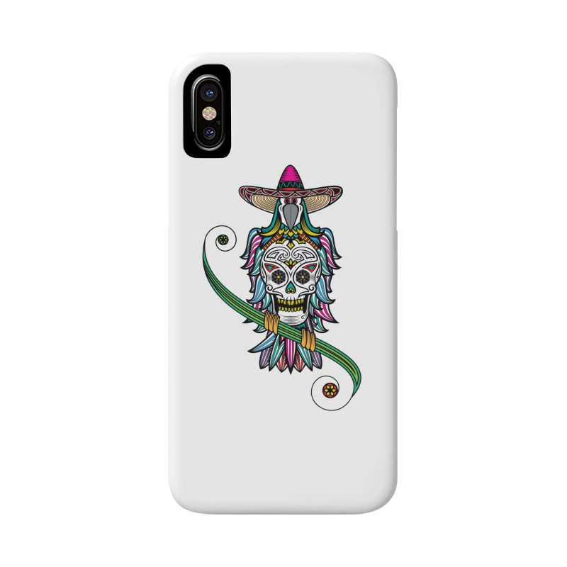 Los dios de muertos Accessories Phone Case by thebraven's Artist Shop