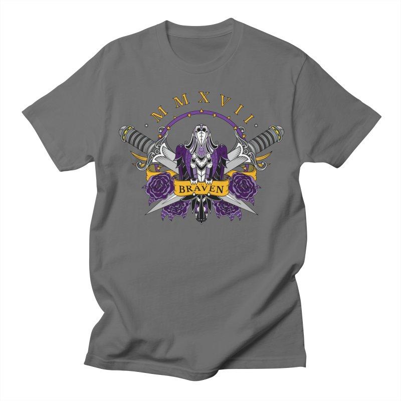 Nevermind the Braven Men's T-Shirt by thebraven's Artist Shop