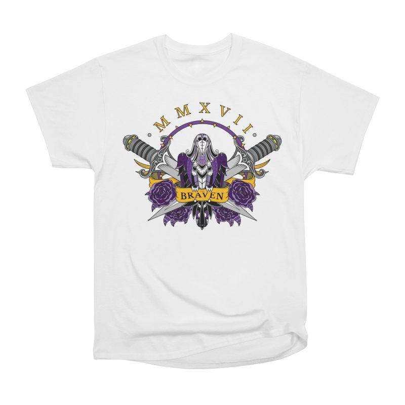 Nevermind the Braven Women's Classic Unisex T-Shirt by thebraven's Artist Shop