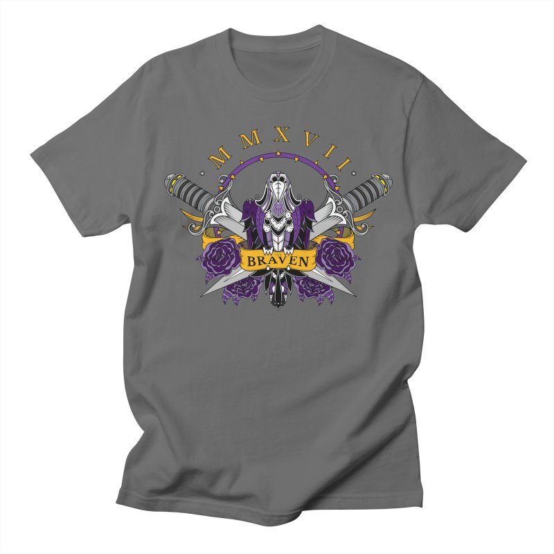 Nevermind the Braven Women's Regular Unisex T-Shirt by thebraven's Artist Shop