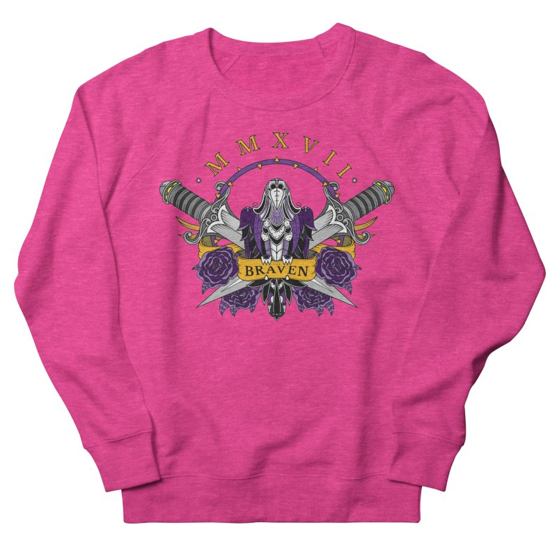Nevermind the Braven Women's Sweatshirt by thebraven's Artist Shop