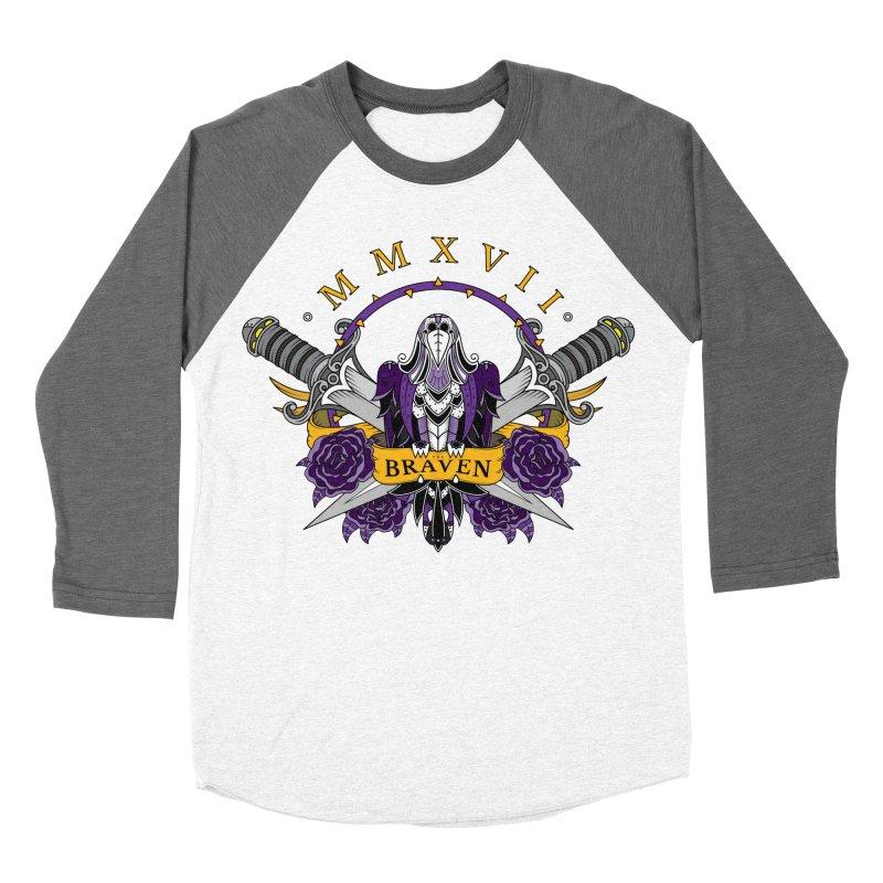 Nevermind the Braven Women's Baseball Triblend Longsleeve T-Shirt by thebraven's Artist Shop