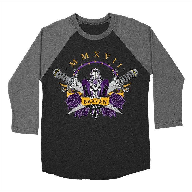 Nevermind the Braven Men's Baseball Triblend T-Shirt by thebraven's Artist Shop
