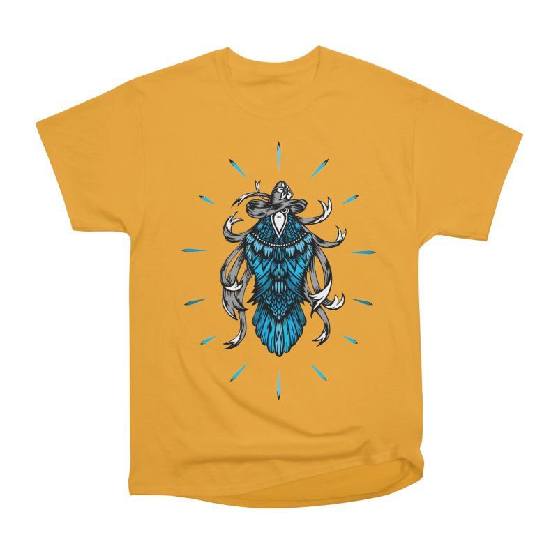 Shine bright like a Raven Men's Classic T-Shirt by thebraven's Artist Shop