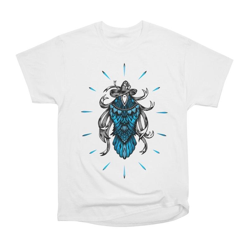 Shine bright like a Raven Women's Classic Unisex T-Shirt by thebraven's Artist Shop