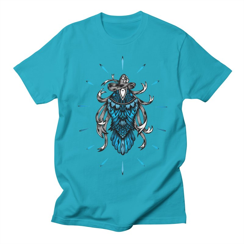 Shine bright like a Raven Women's Unisex T-Shirt by thebraven's Artist Shop