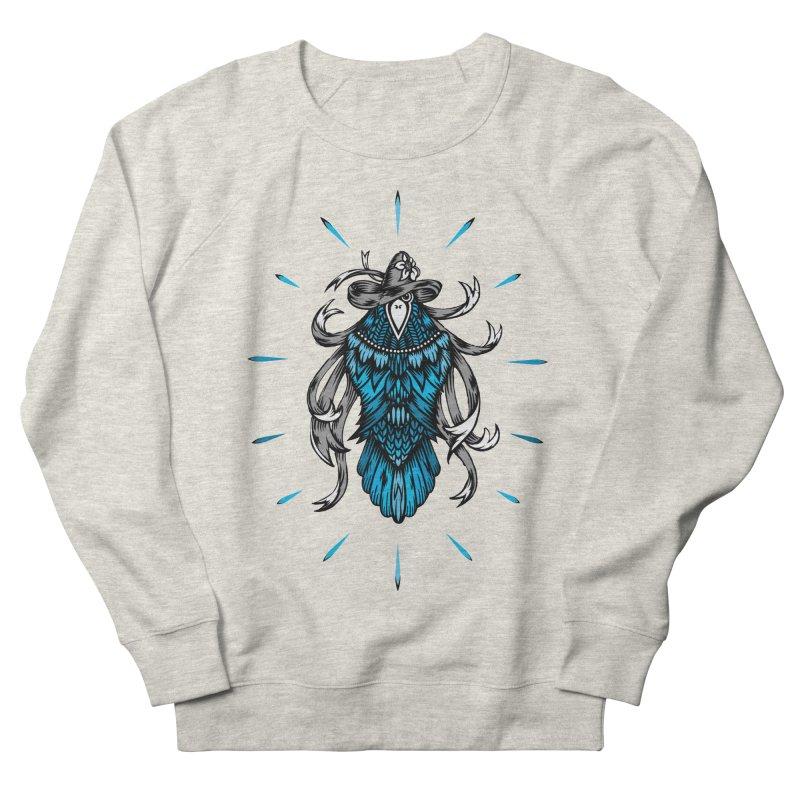 Shine bright like a Raven Men's Sweatshirt by thebraven's Artist Shop