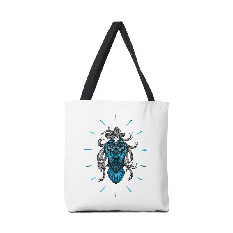 Shine bright like a Raven Accessories Bag by thebraven's Artist Shop