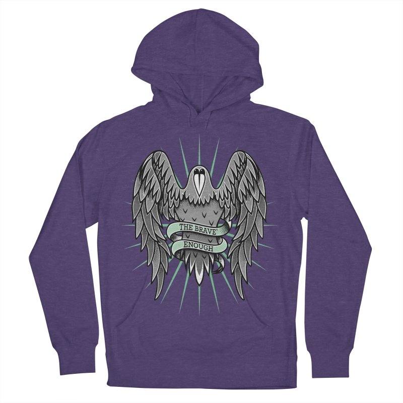 Brave' the Rave' Women's Pullover Hoody by thebraven's Artist Shop