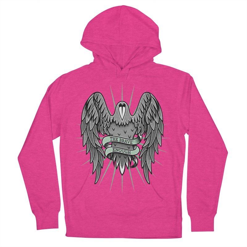 Brave' the Rave' Men's Pullover Hoody by thebraven's Artist Shop