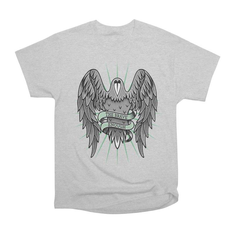Brave' the Rave' Women's Heavyweight Unisex T-Shirt by thebraven's Artist Shop