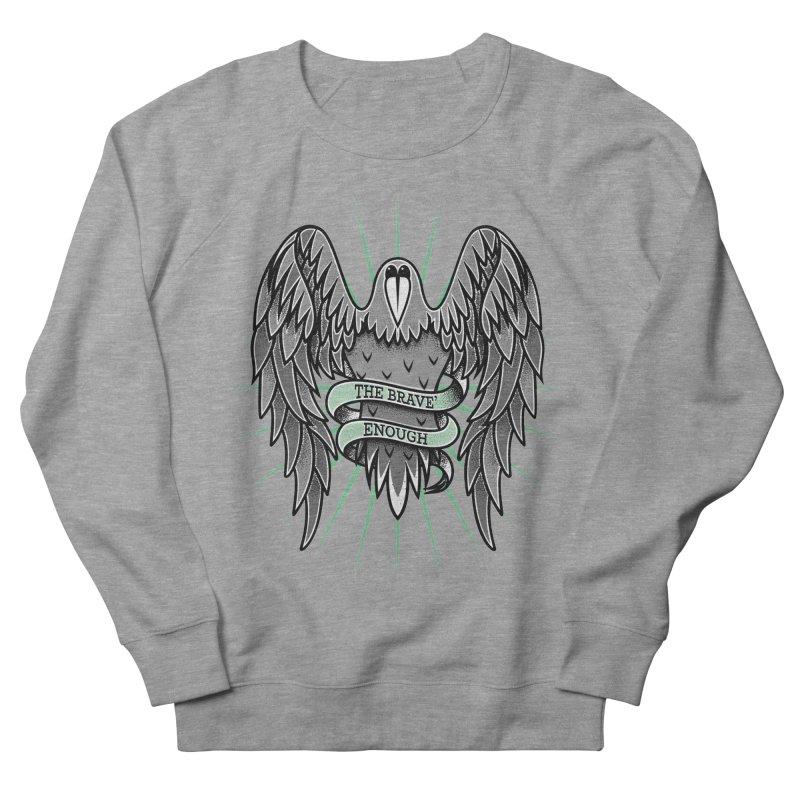Brave' the Rave' Men's Sweatshirt by thebraven's Artist Shop