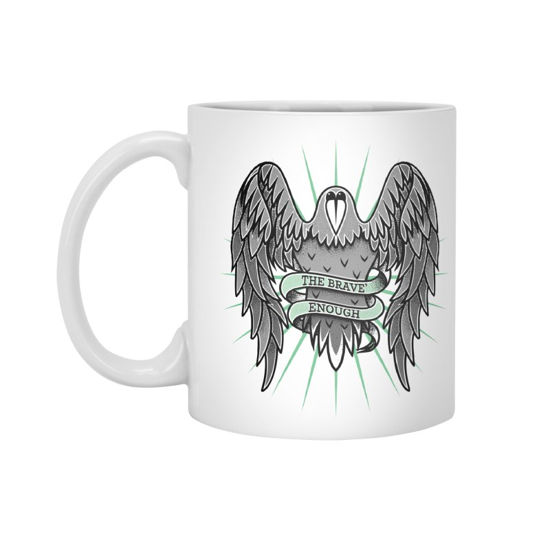 Brave' the Rave' Accessories Mug by thebraven's Artist Shop