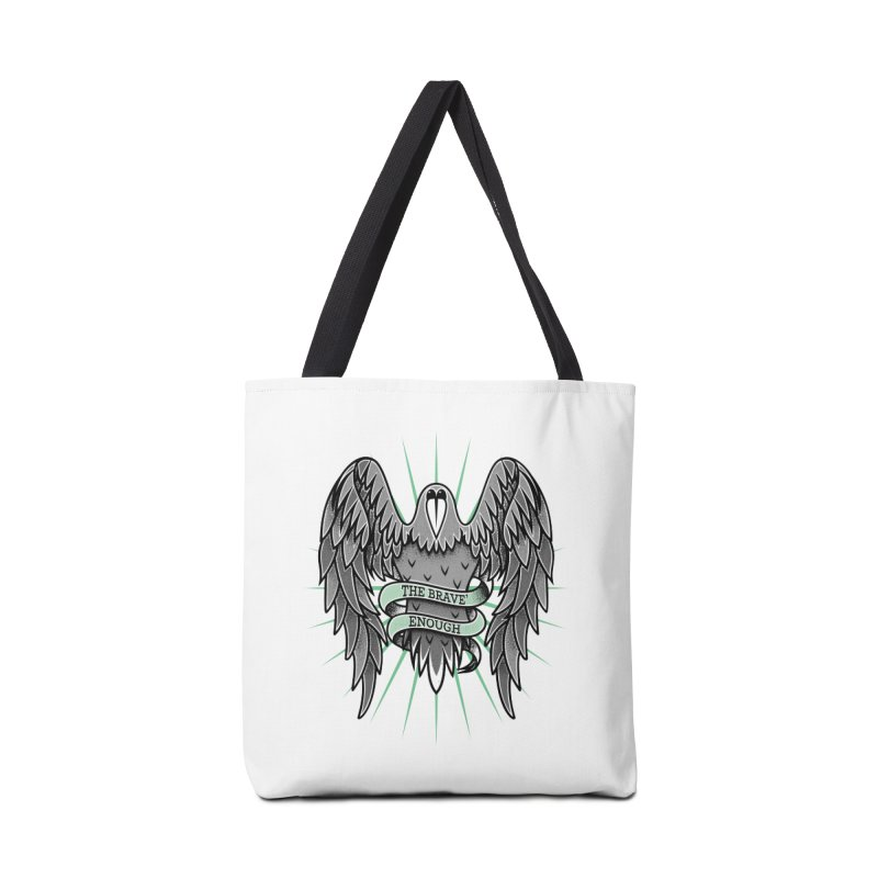 Brave' the Rave' Accessories Bag by thebraven's Artist Shop